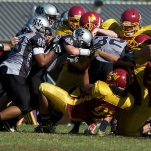 Warriors remain undefeated, earn spot in Vic Bowl XIX