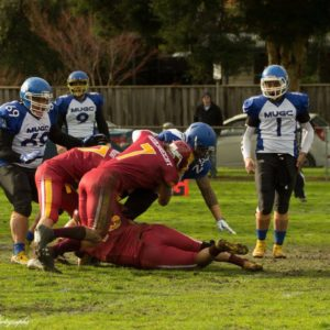 WEEK 1: Warriors defeat Royals in sloppy Conditions